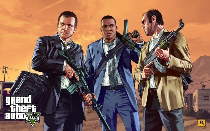 Rockstar się wystraszył - mody wracają do GTA V na czele z  [3]