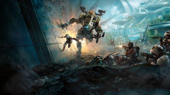 Titanfall 2 na Xbox One X nawet w rozdzielczości 6K? [1]