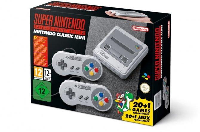 Nintendo kontratakuje: zapowiedziano SNES Classic Mini [3]