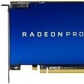 AMD przygotowuje kartę Radeon Pro WX 9100 z rdzeniem Vega