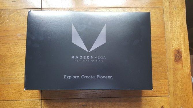 AMD przygotowuje kartę Radeon Pro WX 9100 z rdzeniem Vega [6]