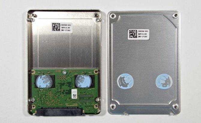 Intel SSD 545s - nośniki na 64-warstwowych kościach 3D TLC [1]