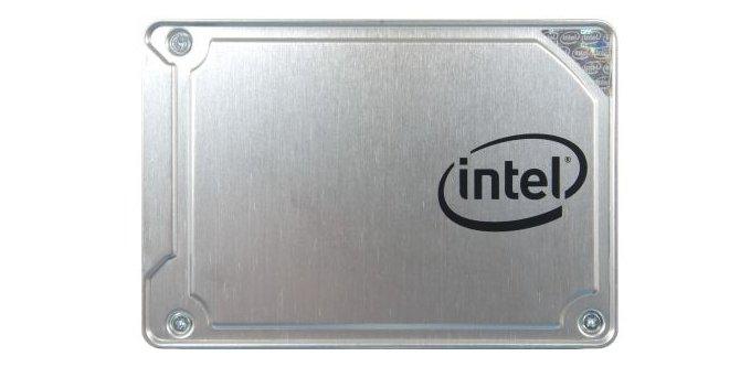 Intel SSD 545s - nośniki na 64-warstwowych kościach 3D TLC [2]