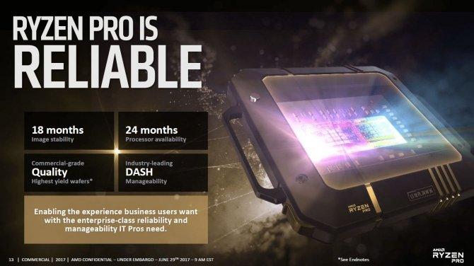 AMD Ryzen PRO - oficjalna zapowiedź procesorów dla firm [3]