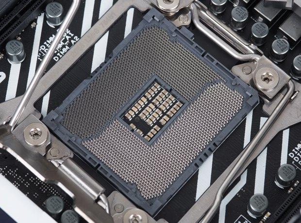 Platforma LGA 2066 Problemy z temperaturami i liniami PCI-E [2]