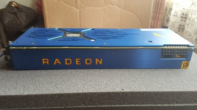 Radeon Vega Frontier Edition - wyniki w 3DMark Fire Strike [1]