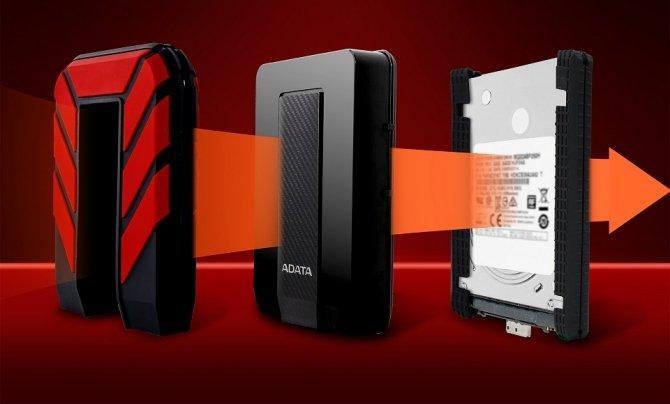 ADATA HD710 Pro i HD650 - odświeżone nośniki zewnętrzne [2]