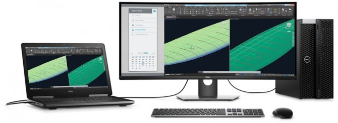 Dell U3818DW - nowy monitor ultrapanoramiczny  [1]