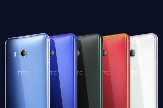 HTC U11 najwydajniejszym smartfonem według AnTuTu [2]
