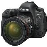 Canon prezentuje nowe lustrzanki - EOS 6D Mark II i EOS 200D