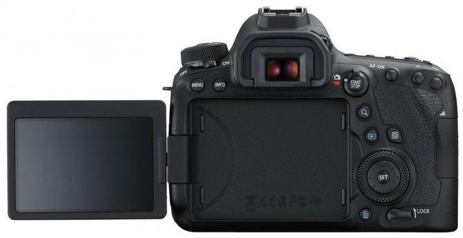 Canon prezentuje nowe lustrzanki - EOS 6D Mark II i EOS 200D [2]