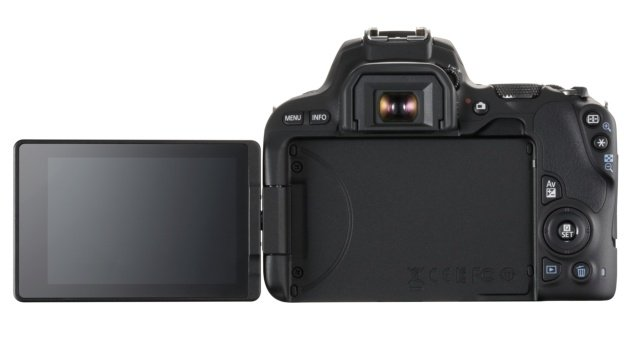 Canon prezentuje nowe lustrzanki - EOS 6D Mark II i EOS 200D [6]