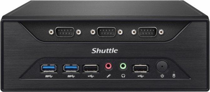 Shuttle XC60J - komputer barebone pozbawiony wentylatorów [2]