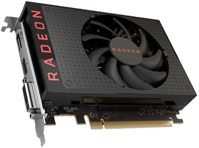 AMD planuje wypuszczenie kart graficznych Radeon RX 560D [2]