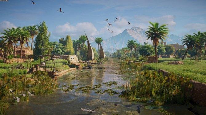 Assassin's Creed: Origins - nowe informacje o świecie gry [2]