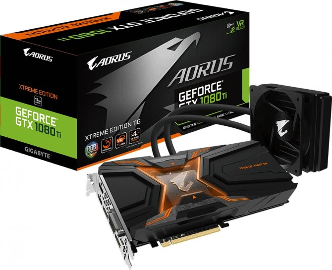 Gigabyte AORUS GTX 1080 Ti Waterforce Xtreme Edition [1]