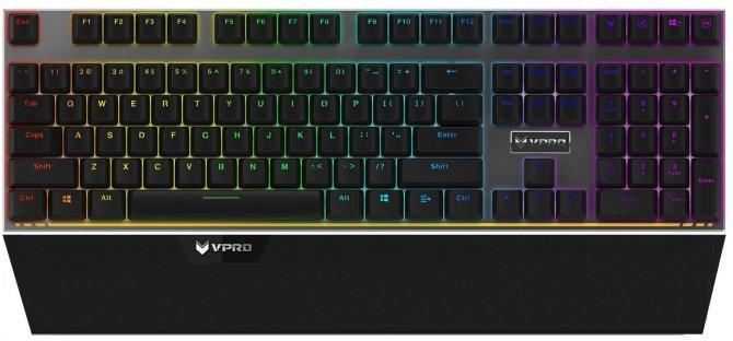 Rapoo przedstawia nową klawiaturę mechaniczną dla graczy [1]
