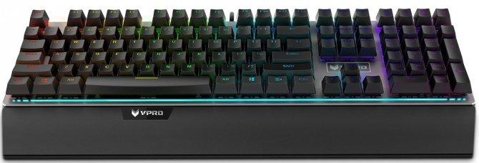 Rapoo przedstawia nową klawiaturę mechaniczną dla graczy [3]