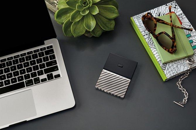 Western Digital prezentuje nowe dyski My Passport Ultra  [1]