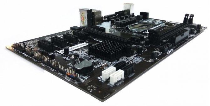 Colorful H81A-BTC V20 - płyta dla górników ze starszymi CPU [3]