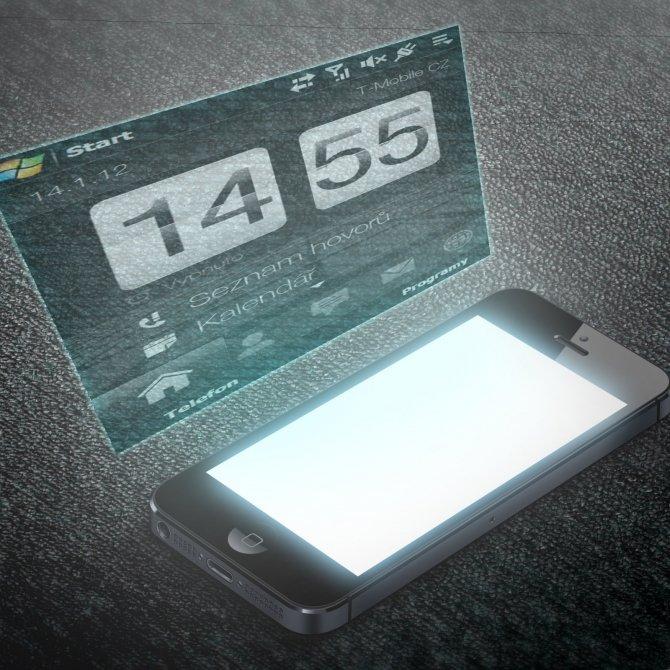 RED Hydrogen One - smartfon, który wyświetla hologramy [2]