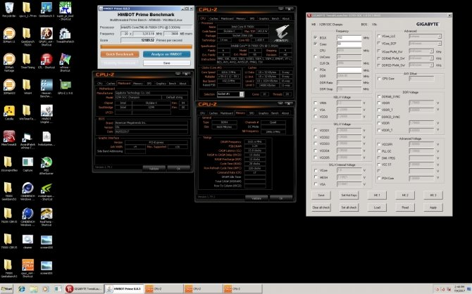 Intel Core i9-7900X podkręcony do 6,01 GHz, są nowe rekordy [2]