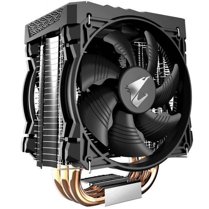 Gigabyte prezentuje chłodzenie dla procesora Aorus ATC 700  [1]
