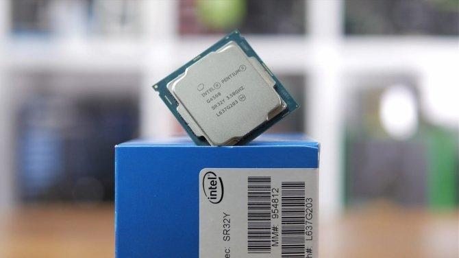 Ograniczona dostępność Pentiuma G4560 jednak winą górników? [1]