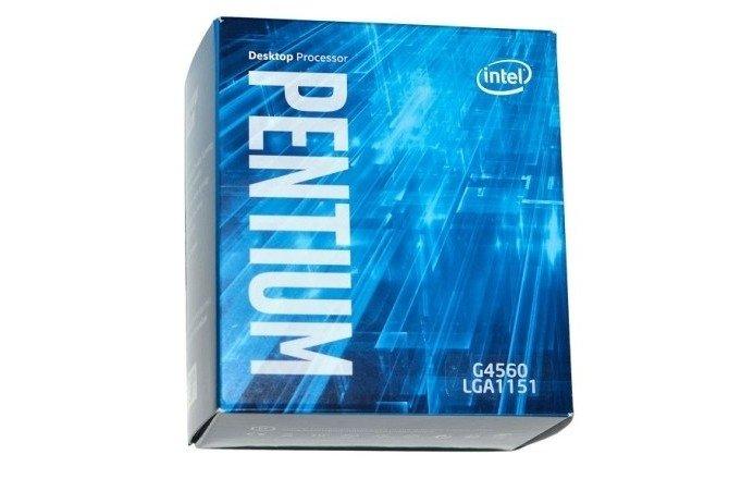 Ograniczona dostępność Pentiuma G4560 jednak winą górników? [2]