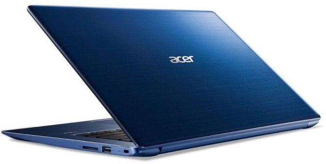 Acer Swift 3 SF314 z procesorem Intel Core i5-8250U [3]