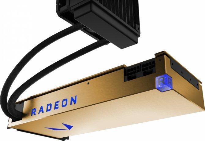 AMD Radeon Vega Frontier Liquid Edition trafia do sprzedaży [1]