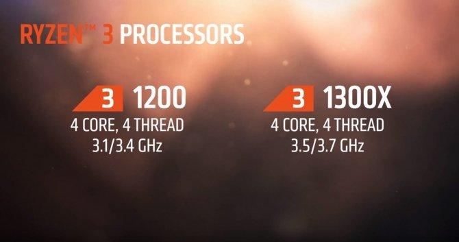 AMD Ryzen 3 - ceny mogą zaczynać się już od 450 złotych [1]