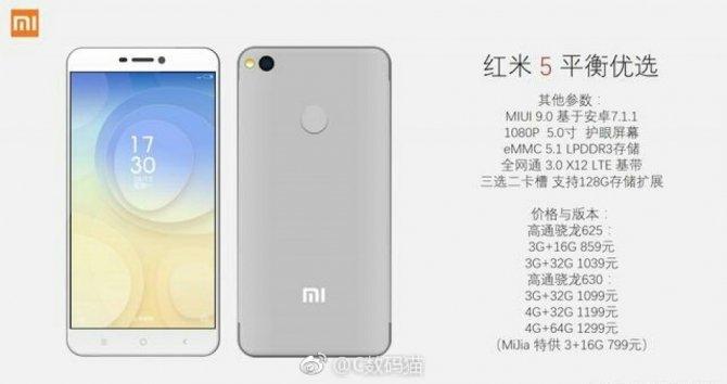 Xiaomi Redmi 5 - kolejny hitowy średniak Chińczyków? [1]