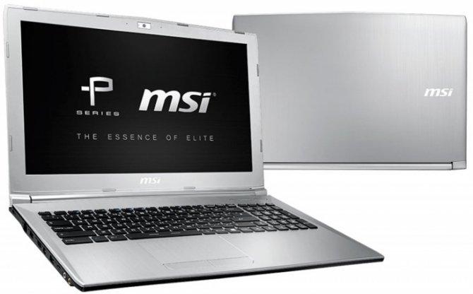 MSI zaprezentowało nową wersję laptopa PL62 z GeForce MX150 [1]