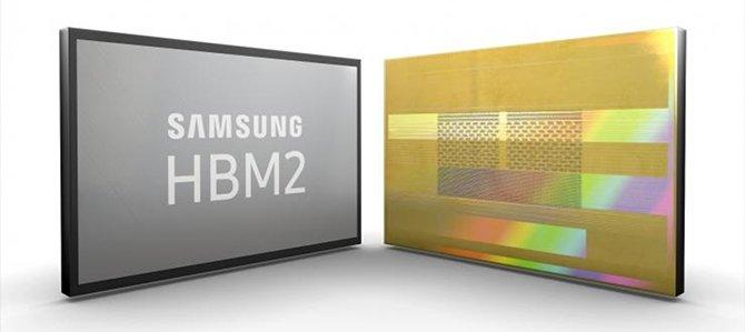 Samsung ogłasza zwiększenie produkcji pamięci HBM2  [1]