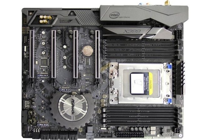 AMD Threadripper - 25 lipca poznamy ofertę płyt głównych [4]