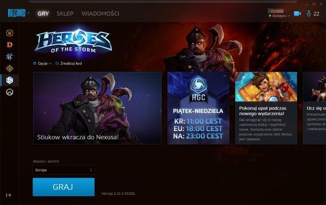 Blizzard porzuci wsparcie dla systemu Windows XP oraz Vista [1]