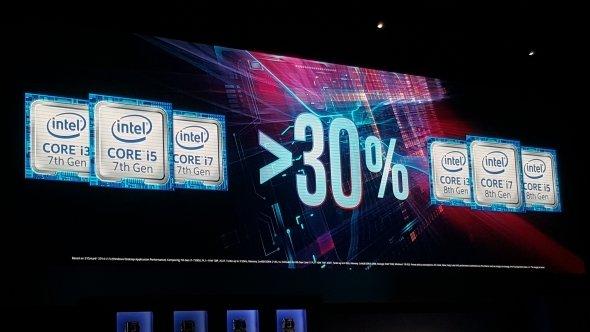 Wyciekła możliwa specyfikacja procesorów Intel Coffee Lake [1]