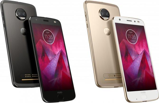 Motorola Moto Z2 Force - nowy twardziel wśród flagowców [1]