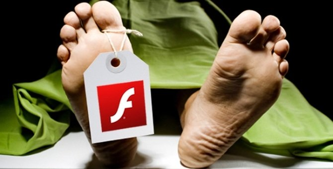Wsparcie dla Adobe Flash skończy się w 2020 roku [1]