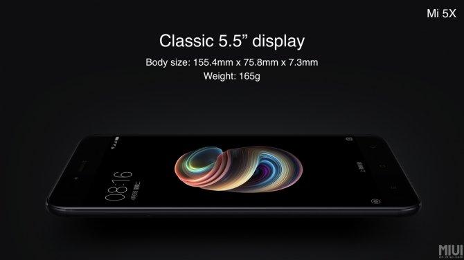 Xiaomi prezentuje nakładkę MIUI 9 i smartfona Mi 5X [5]