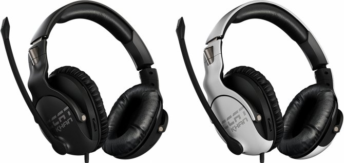 Roccat Khan Pro - słuchawki gamingowe z Hi-Res Audio [1]