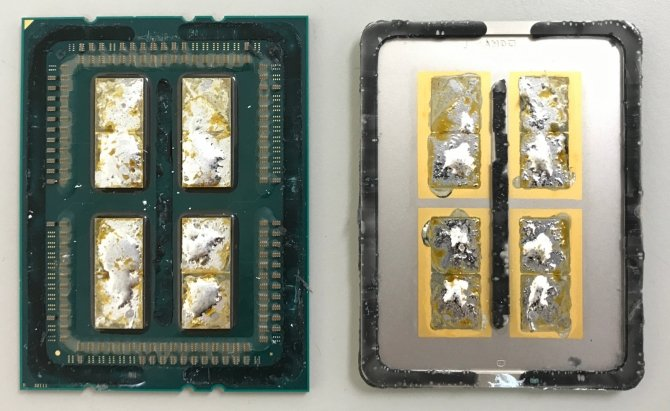 AMD Threadripper po zdjęciu IHS okazuje się procesore EPYC  [1]
