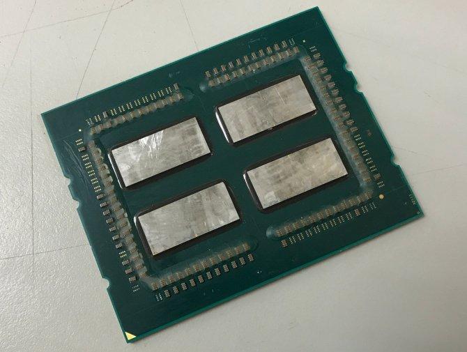 AMD Threadripper po zdjęciu IHS okazuje się procesore EPYC  [2]
