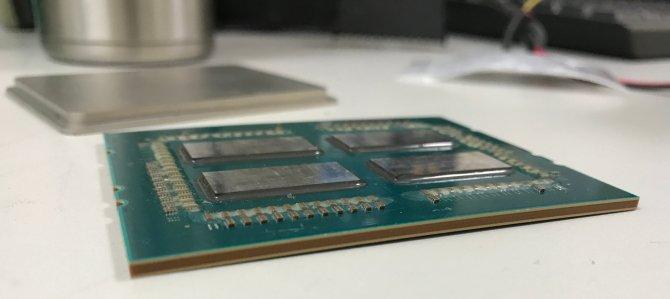 AMD Threadripper po zdjęciu IHS okazuje się procesore EPYC  [3]