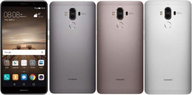 Huawei kończy z budżetowymi smartfonami i zapowiada Mate 10 [1]