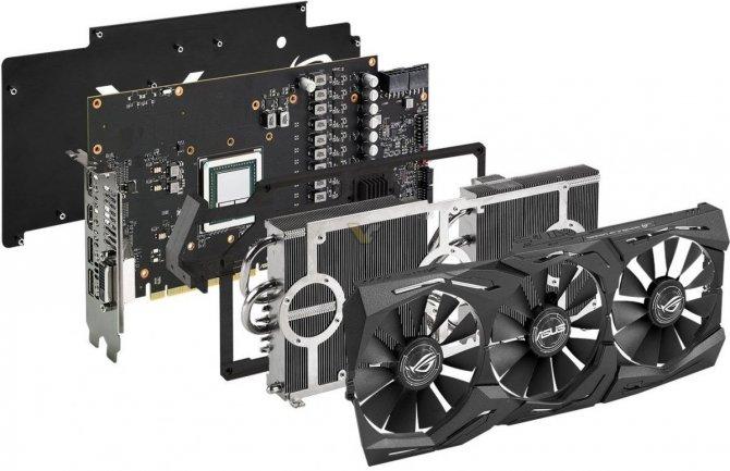 ASUS prezentuje cztery autorskie modele Radeon RX Vega [2]