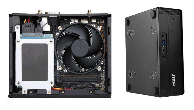 MSI Cubi 3 Plus - kolejna generacja salonowych mini-PC [3]