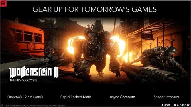 AMD Radeon RX Vega będzie wykorzystywać obliczenia FP16 [2]