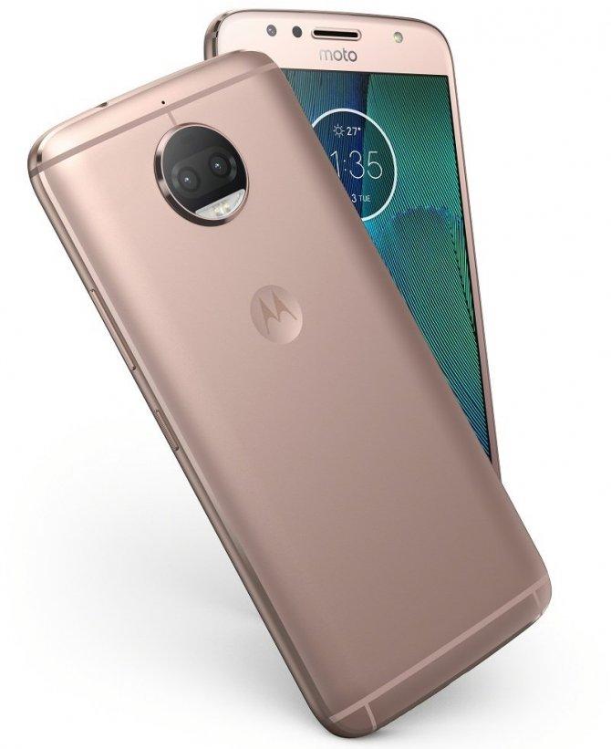 Motorola Moto G5S i G5S Plus oficjalnie zaprezentowane [2]